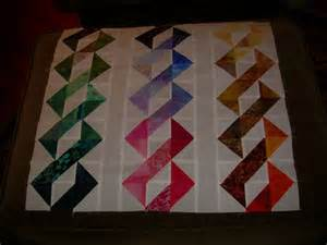 great layout for half square triangles quilting