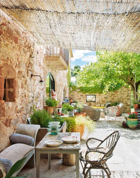patios de casas rusticas 10 consejos para la decoraci 243 n de casas r 250 sticas