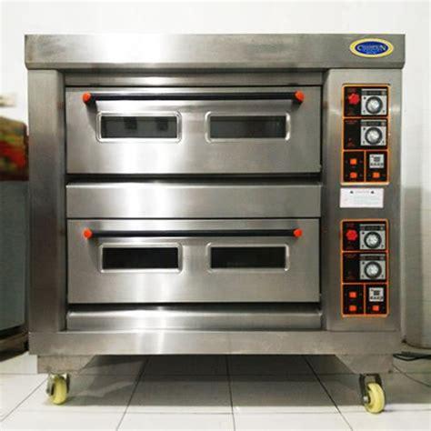 Mesin Oven Roti Listrik Bekas jual oven roti harga murah semarang oleh ud maestro machinery