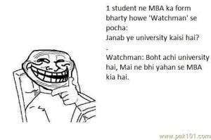 Mba Stands For Joke by Mba Quotes Quotesgram