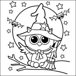 halloween coloring sheets printable color zini
