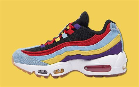nike  crazy colorful   air max  house  heat sneaker news release