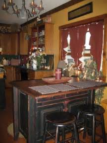 Primitive Kitchen Ideas my own kitchen on pinterest primitive kitchen love the island