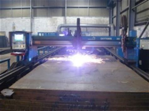 used gas profile cutting machine saf oxytome 5 pmd cnc portal gas plasma profile cutting