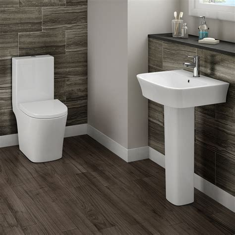 Modern Bathroom Suites Uk 4 Modern Bathroom Suite From Plumbing Co Uk