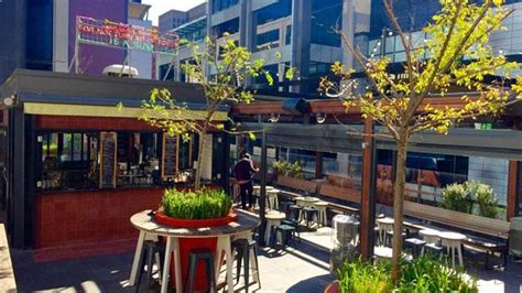 Bob S Bar At The Print Hall Rooftop Bar In Perth Therooftopguide Com
