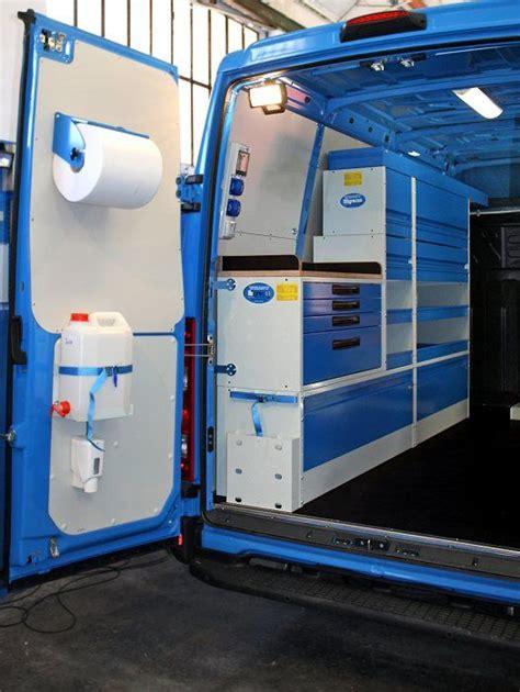 allestimento officina mobile allestimento furgoni officina