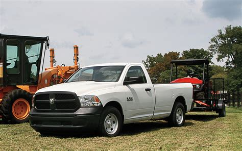 2014 ram 1500 diesel front view towing 205106 photo 4