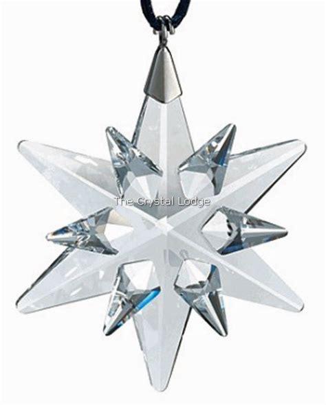 swarovski swarovski 2005 christmas ornament little star