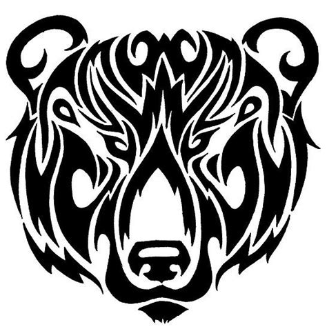 tribal polar bear tattoo 37 best images about celtic on celtic