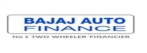Bajaj Auto Finance Letterhead bajaj auto finance impremedia net
