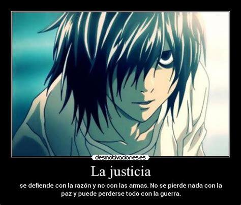 Kalung Anime Kalung Tag L Anime Note la justicia desmotivaciones