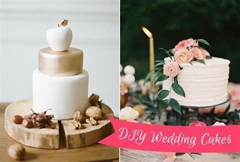 DIY Wedding Cake Tips, Ideas for Decorating a DIY Wedding