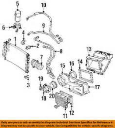 chevrolet gm oem 1989 cavalier a c condenser compressor
