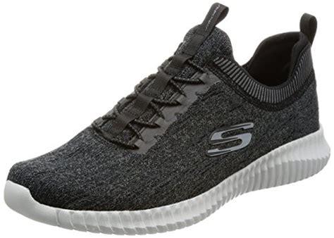 Skechers Muzzin Hartnhel skechers 52642 skechers sport s elite flex hartnell fashion sneaker black gray 12 m us for
