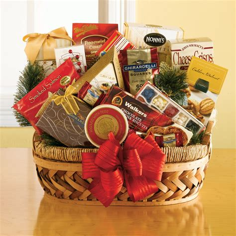 idea christmas basket corporate gift baskets to show you care quot gifts quot