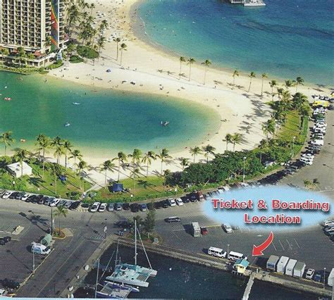 ala wai boat harbor slip map hawaiian parasail at waikiki beach oahu tours