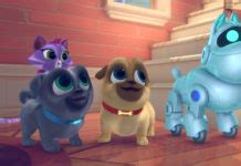 puppy pals dvd release date the guard gets premiere date laughingplace