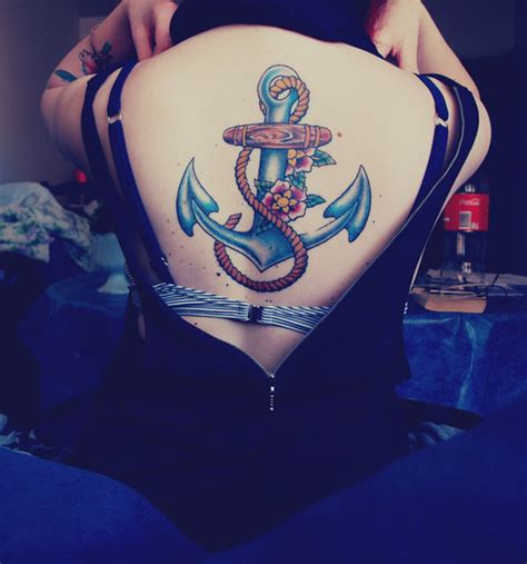 Are Anchors Back by Anchor Back Ink Image 721692 On Favim