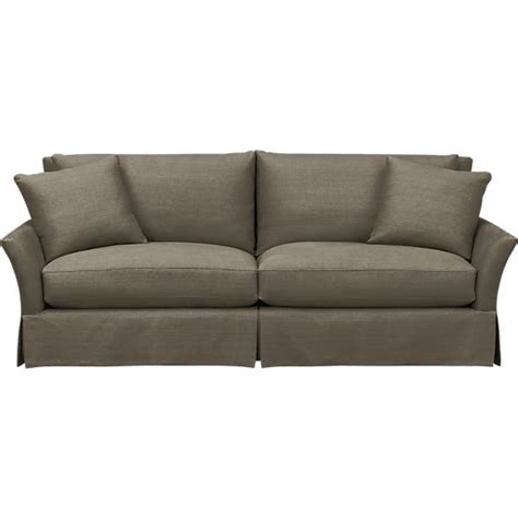 Crate And Barrel Recliner by Sofa In Outlet Furniture Crate And Barrel