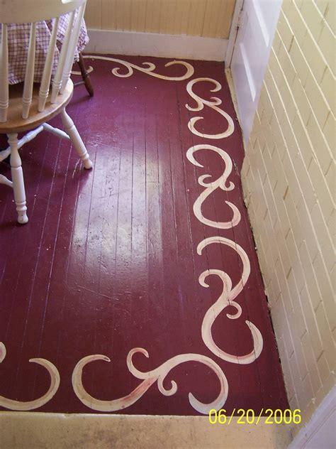 painted wood floor ideas murals floor furniture haleyhalldesigns