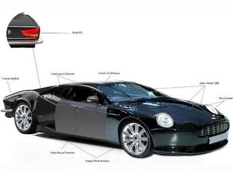 Spion Mobil Lamborghini begini jadinya kalau 8 mobil dijadikan 1 mobil123 portal mobil baru no1 di indonesia