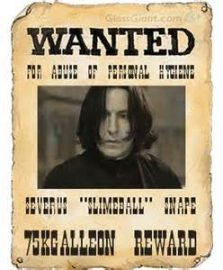 harry potter for writers wanted always the baddies of