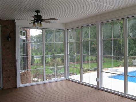 Eze Porch Windows porch window designs and sunroom window designs acdecks