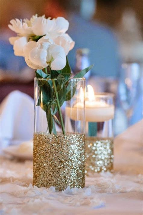 Diy Centerpieces | wedding ideas blog lisawola how to diy simple wedding