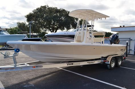 pathfinder boats vero beach new 2015 pathfinder 2300 hps bay boat boat for sale in