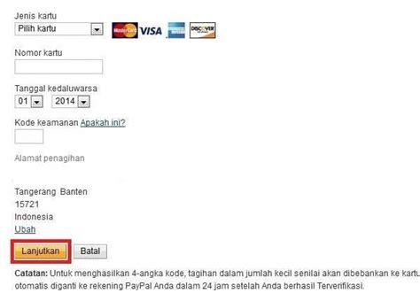 membuat kartu visa bni topi gt verifikasi paypal dengan rekening bank bni
