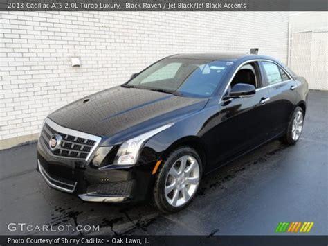 2013 cadillac ats turbo black 2013 cadillac ats 2 0l turbo luxury jet