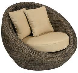 Patio Remodel Resin Wicker Sacred Space Imports Round Patio Chair