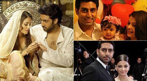 Aishwarya Rai Bachchan, Abhishek Bachchan 10th wedding