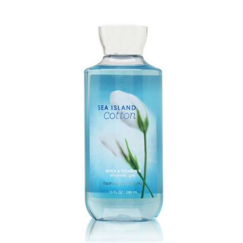 Shower Gel Sea Island Cotton bath works sea island cotton