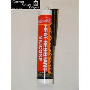 high temperature silicone glue