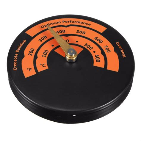 Termometer Oven Gas thermometers magnetic stove thermometer oven temperature