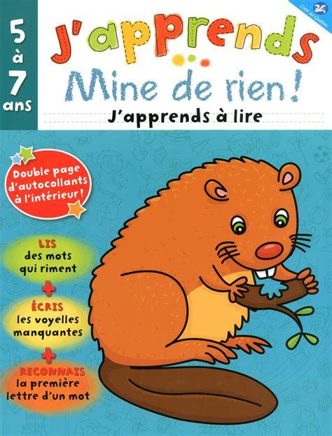 libro japprends a lire livre j apprends 224 lire 5 224 7 ans messageries adp