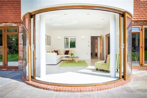 Curved Glass Sliding Doors Image Gallery Balcony Systems Curved Glass Door