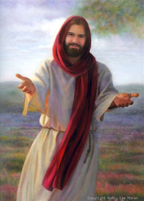 So Bpk Christian smiling jesus limited 500 limited edition print 14x7 image size in mats