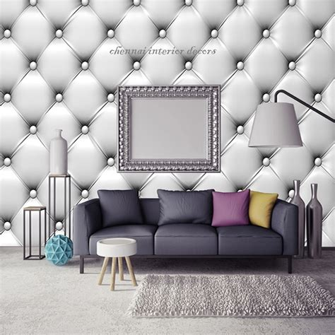 3d Interior Wallpaper by Wallpapers In C I D Chennai Interior Decors