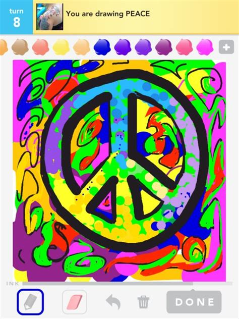 cool peace sign drawings www pixshark com images