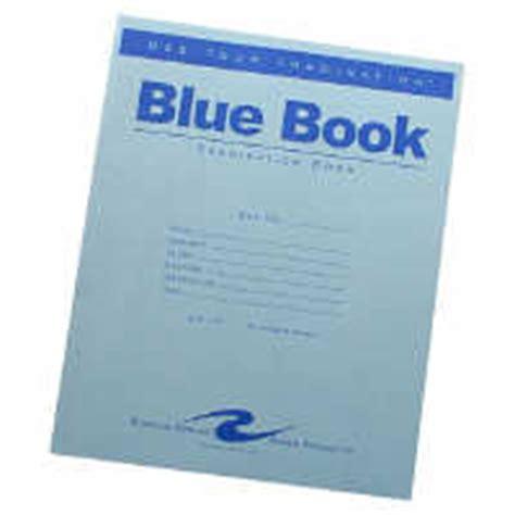 blue books bye bye blue books brainstorm blogs the
