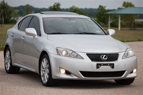 lexus is 250 lexus is 250 for sale heated ventilated seats and sunroof