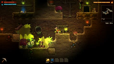 Plants That Don T Need Sun by Steamworld Dig Official Website Image Amp Form Games