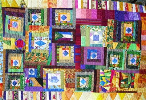 Handmade Jigsaw Puzzles - jungelquilt jigsaw puzzle in handmade puzzles on