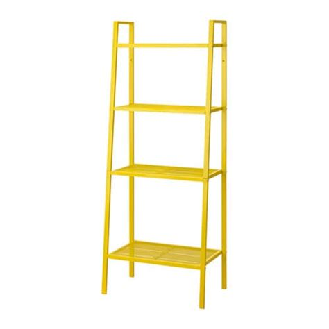 Ikea Lerberg Rak Yellow 60x148 Cm lerberg shelf unit yellow ikea