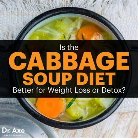 Liver Detox Cabbage Soup by Cabbage Soup Diet Many Lost 10 Pounds In A Week