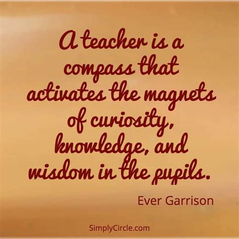 quotes for teachers our favorite appreciation quotes simplycircle