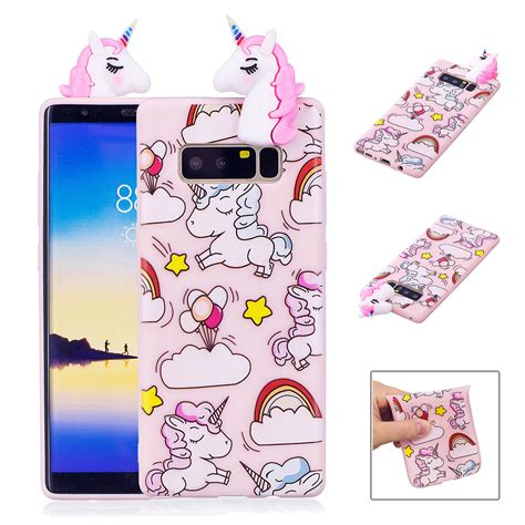 Samsung Galaxy Note 8 Silicone 3d Marvel Casing 3d doll soft silicone cover for samsung note 8 s8 s7 s9 ebay
